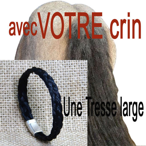 bracelet crin c'est possible